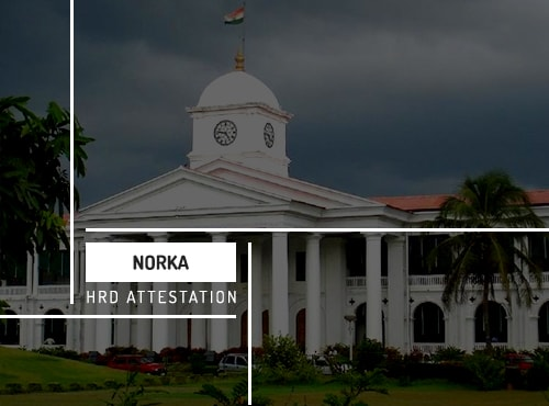 Norka Attestation Procedure | Norka Certificate Attestation