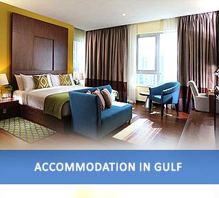 accommodation in gulf