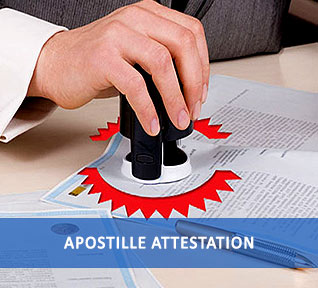 apostille attestation