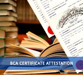 bca certificate attestation