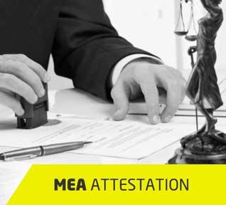 MEA Attestation Services