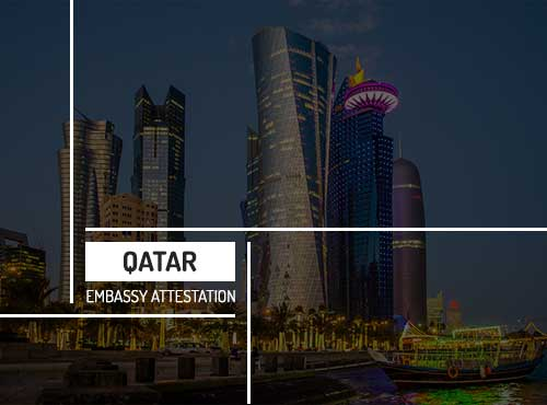 Qatar Embassy Attestation Services