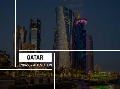 Qatar Embassy Attestation Services