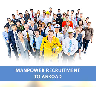 manpower recruitment to abroad