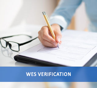 wes verification